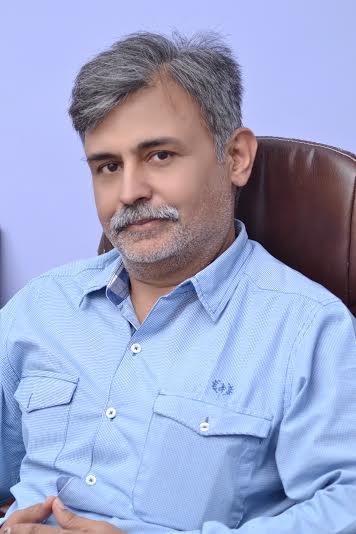 AKS University Chancellor Advisor                        Rajesh Kumar Modi